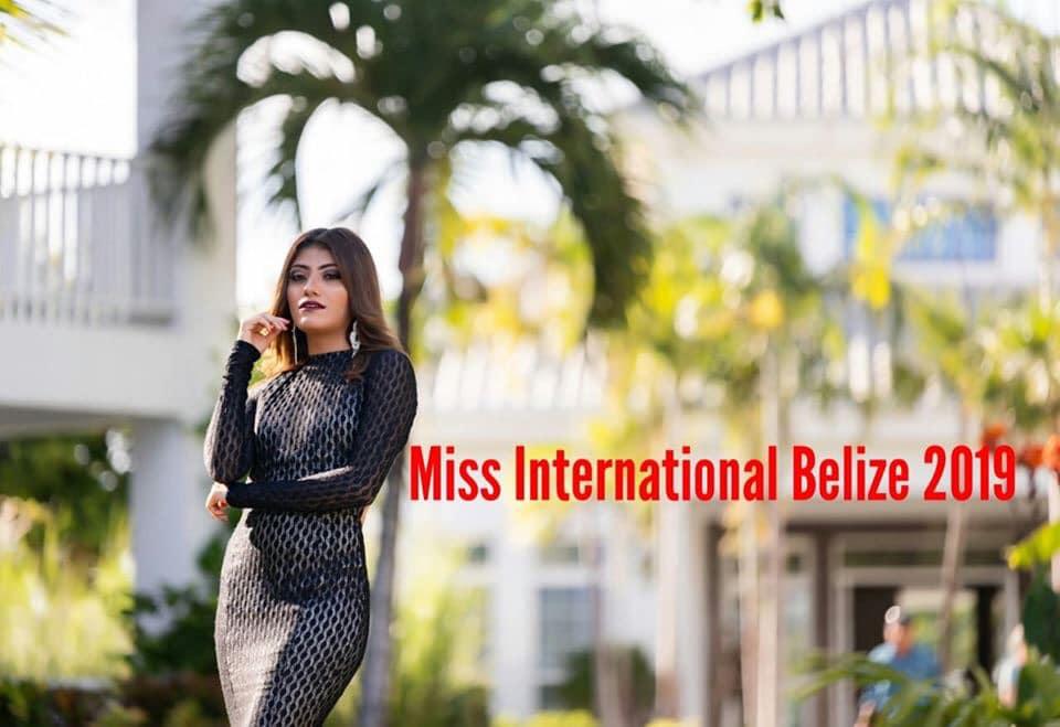 Beauty ambassador, Selena Urias to represent Belize at Miss International