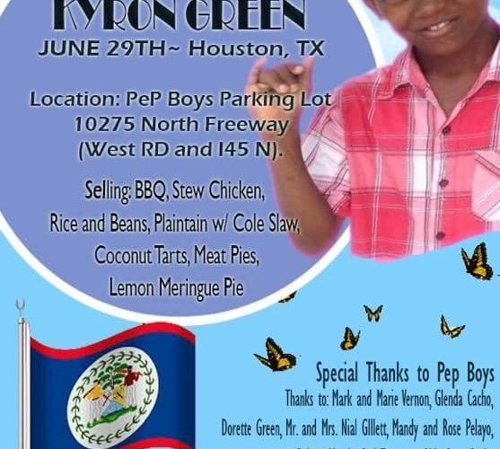 Belizeans in the diaspora unite to help child,11, who was shot in the face