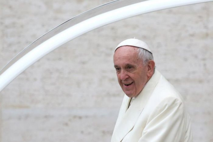 Pope Francis made this sizable change to Lord's Prayer