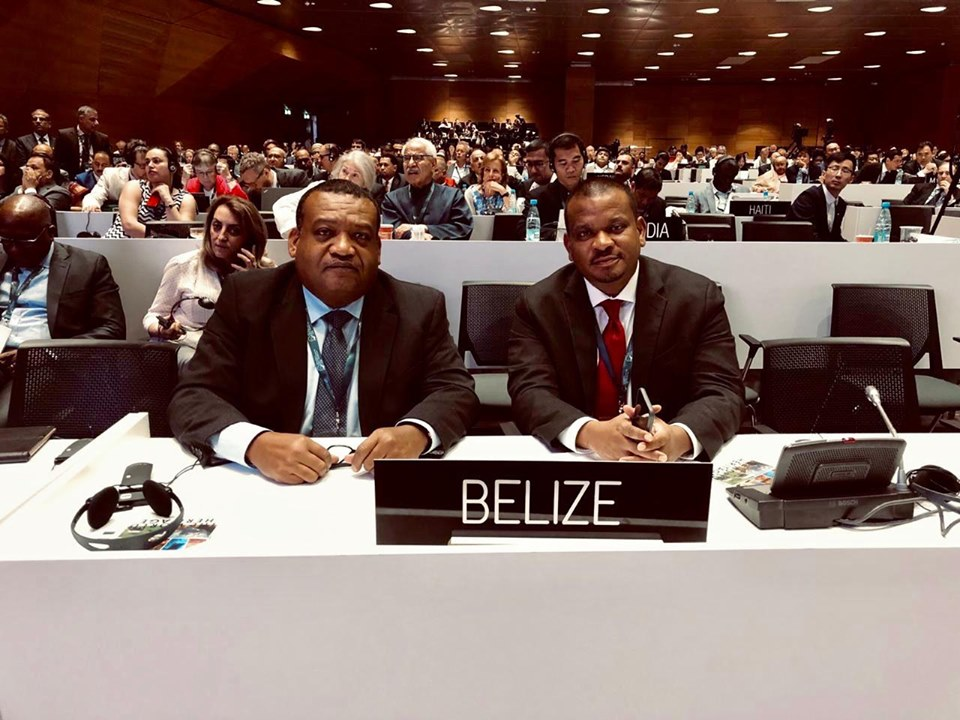 Deputy Prime Minister Faber in Azerbaijanfor World Heritage Committee meeting