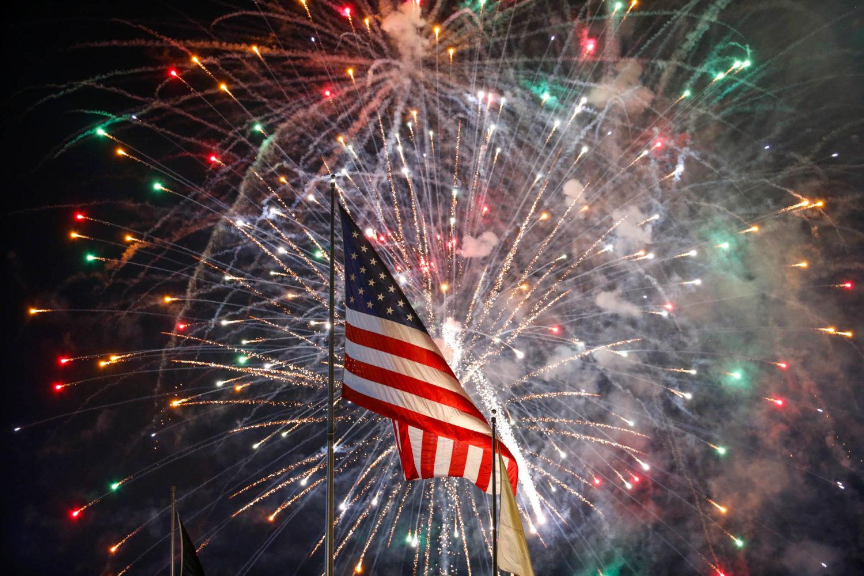 The United States Celebrates 243 Years of Independence