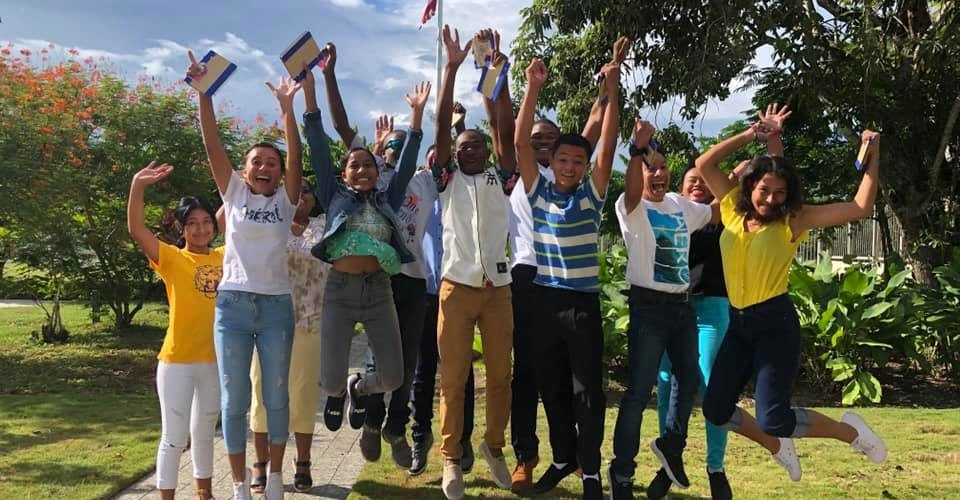 11 outstanding Belizean Youth  and 1 mentor to participate in Youth Ambassador Program