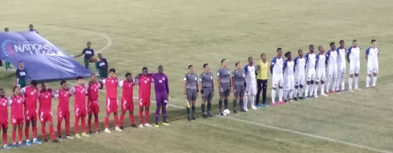 Belize beats St. Kitts, but knocked out of Nations League promotions race