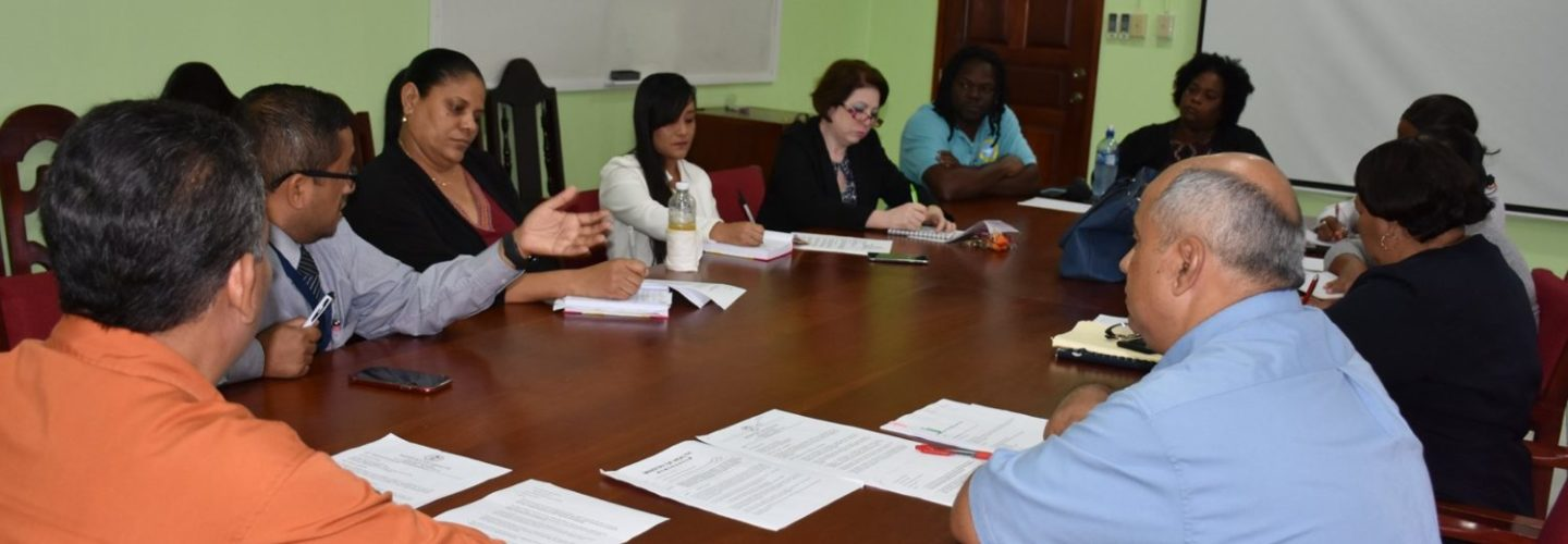 Ministry of Health meets with Nursing Task Force