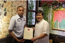 Belizean Coast Guard officer to train at Taiwanese Naval Academy