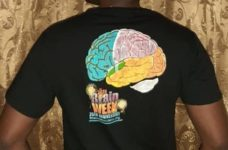 Support Belize Brain Awareness Society; order your T-shirts today