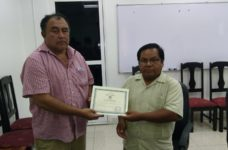 University of Belize Faculty and Staff Union receive Trade Union certification