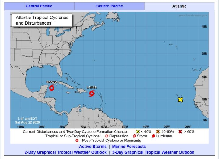tropical storms