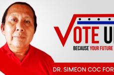 Dr Simeon Coc