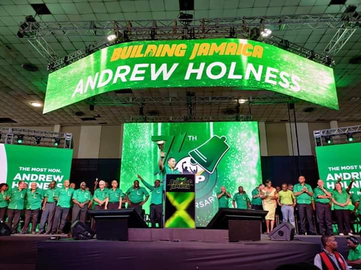 Incumbent Jamaica Labour Party wins landslide re-election