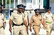 belize security forces
