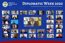 Ministry of Foreign Affairs holds Diplomatic Week 2020