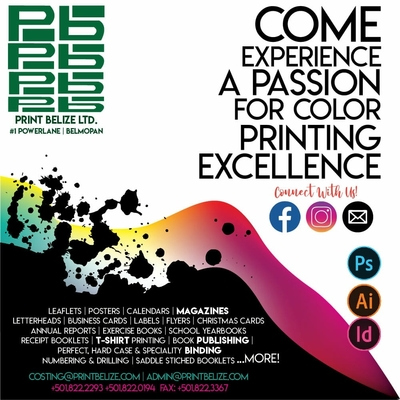 Print Belize Ad3 passion for printing
