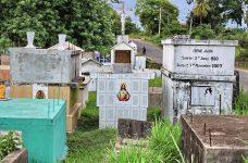 belize cemeteries