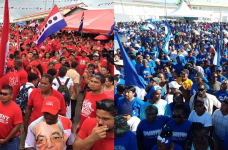 udp vs pup politics in belize