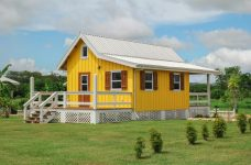 buy a new home in belize