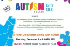 Autism Belize to host panel discussion on Living with Autism