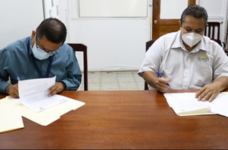 COVID-19 testing to be ramped up after Health Ministry signs MOU with Belize Agricultural Health Authority