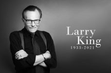 Renowned Media host, Larry King passes away