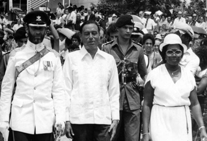 belize first governor general