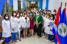 cuban doctors in belize