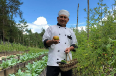 U.S. Embassy highlights Chef Mynor Mesh
