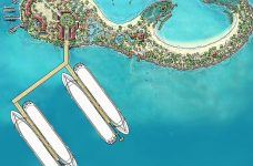 Stake Bank announces construction of new cruise ship dock