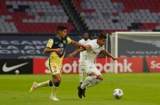 Honduras' Olimpia beat America 1-0 in Mexico, eliminated from CONCACAF Champions League on away goals