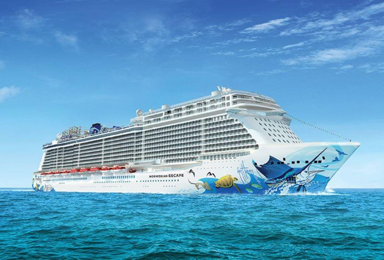 Cruise is back: Norwegian Line returns in August