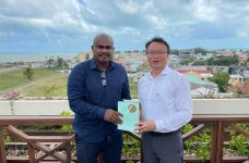 Taiwan Ambassador meets with Deputy Prime Minister