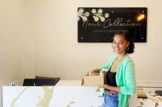 Owner of The Candle Shop Belize, Jasmine Bennett, featured in Entrepreneur Spotlight by US Embassy