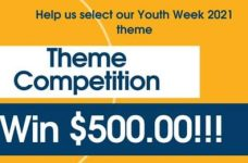 Department of Youth Services holds competition for Youth Week 2021 theme
