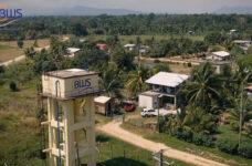 BWS water supply interruption