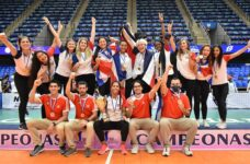 Costa Rica wins Central American Senior Women's Volleyball Championship, Belize finishes 6th