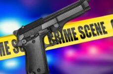 City man held for public discharge of firearm after accidental shooting