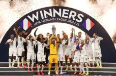 France defeated Spain 2-1, win UEFA Nations League