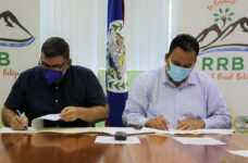 Ministries of Infrastructure and Finance sign Memorandum