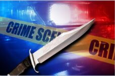 Off-duty police officer stabbed, suspect detained