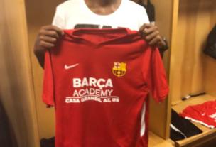Jardehl Muschamp denied US visa to attend football academy
