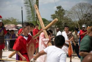 From the Stations of the Cross to the Final Procession: Good Friday in Benque Viejo